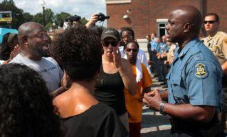 Rally in Ferguson6