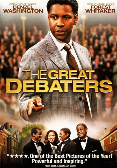 Denzel the great debaters