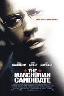 Denzel the manchurian candidate
