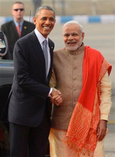 PM narendramodi greets Potus32
