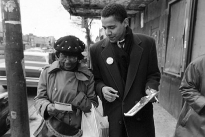 Barack Obama's Early Career In Chicago3