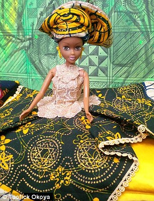 'Queens of Africa' doll 1