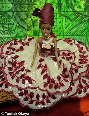 'Queens of Africa' doll