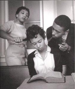 School for black civil rights activists