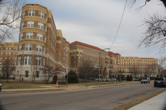 Homer G Phillips Hospital, St. Louis, MO
