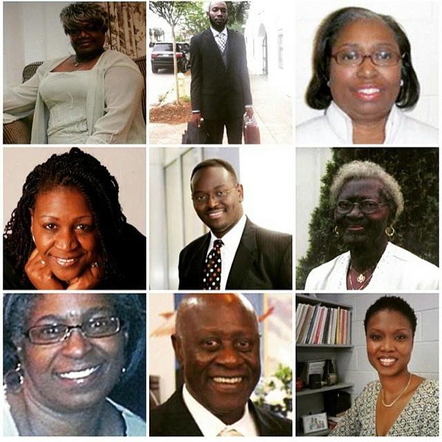 Charleston shooting victims 2