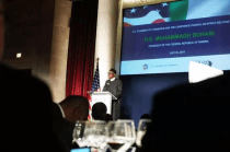 Buhari dinner organized by the US Chamber of Commerce & the Corporate Council on Africa 2