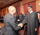 Buhari dinner organized by the US Chamber of Commerce & the Corporate Council on Africa 4