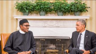 Buhari Meets Obama At The White House 10