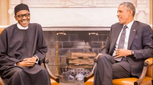 Buhari Meets Obama At The White House 12