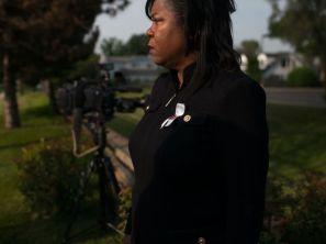 Sandra Bland Funeral Photos 20