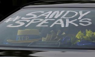 Sandra Bland Funeral Photos 21
