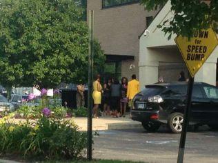 Sandra Bland funeral photos 9