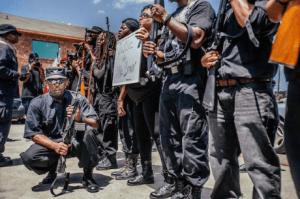 Black Panthers Waller 15