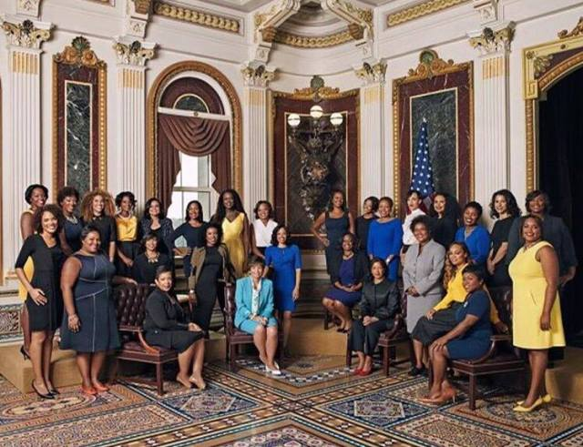 African American women responsible for keeping President Obama's administration running