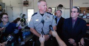 Oregon Sheriff