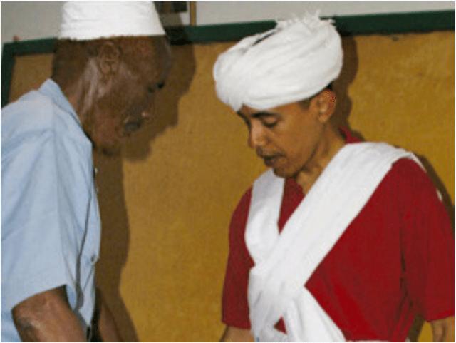 Hillary smears obama in 2008 muslim