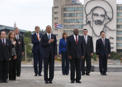 Cuba wreath laying ceremony 14