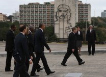 Cuba wreath laying ceremony 4