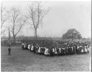 Memorial Day was started by former slaves on May, 1, 1865 in Charleston, SC to honor 257 dead Union Soldiers 2