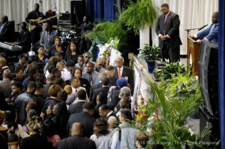 Alton Sterling Funeral 37