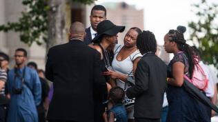 Philando Castile Funeral 24