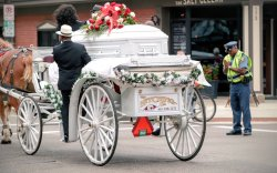 Philando Castile Funeral 8