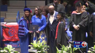 Trayvon Martin awarded degree