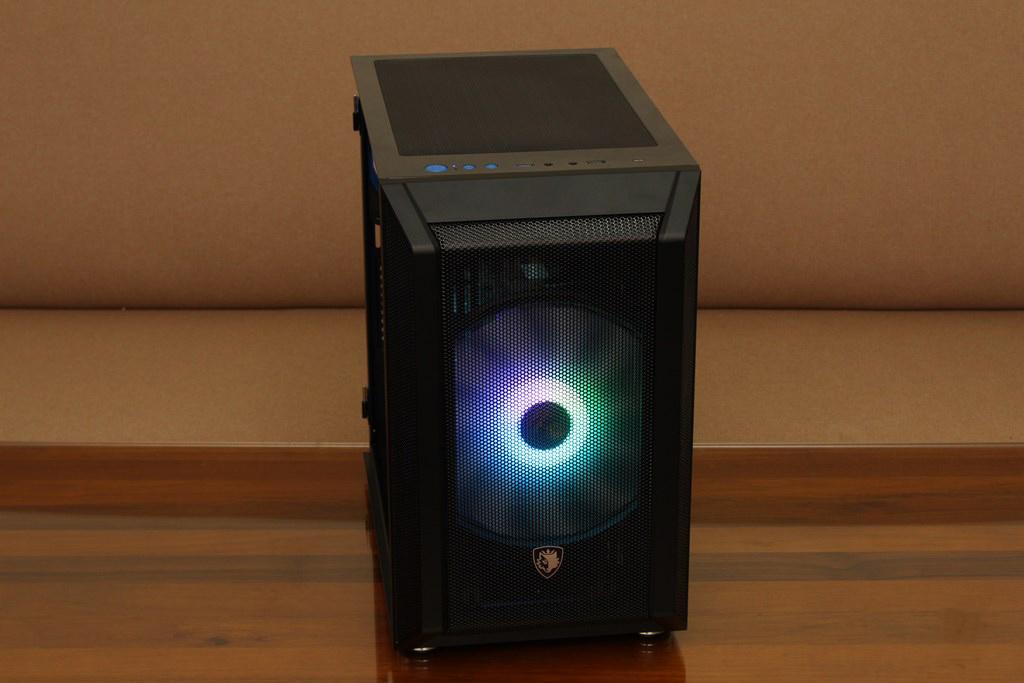 賽德斯SADES Indra因陀羅Type-C全透側ARGB機殼-mATX也能擁有大風扇對流散熱與強悍擴充 – 3C匠-喜愛玩各種3C產品 ...