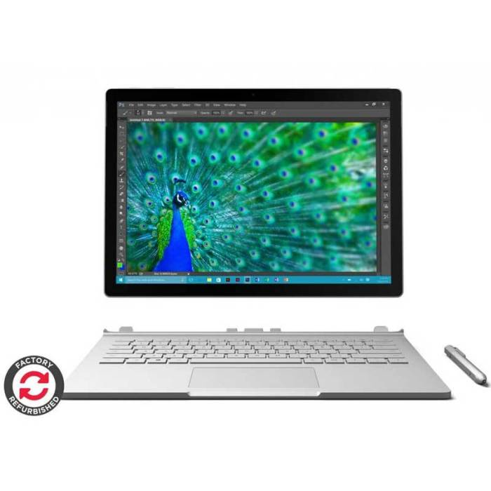 Microsoft Surface Book (128GB, i5, 8GB RAM, Nvidia GPU)