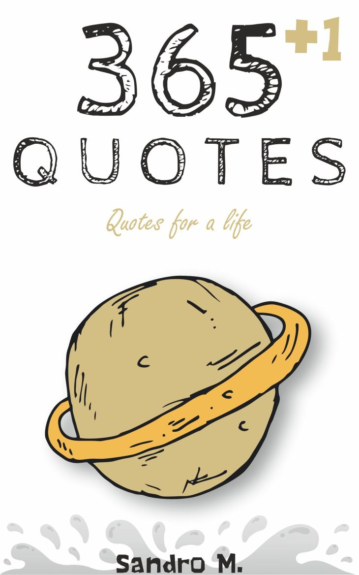 365+1 Quotes: Quotes for a life (English Edition)