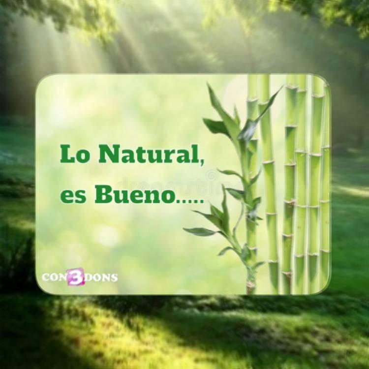 Nuestros Naturales 144 con un 20% de Descuento