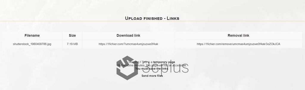 免費空間 | 1fichier 荷蘭的老牌免費空間,輕鬆上傳 100GB 檔案