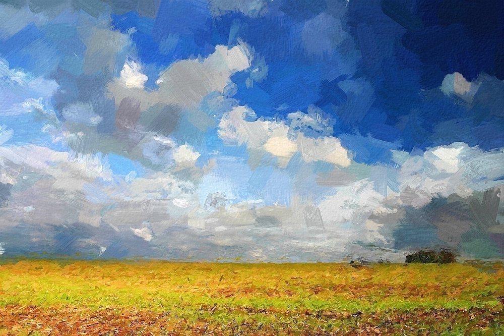 FotoSketcher 把你的相片變成精緻的油畫與素描