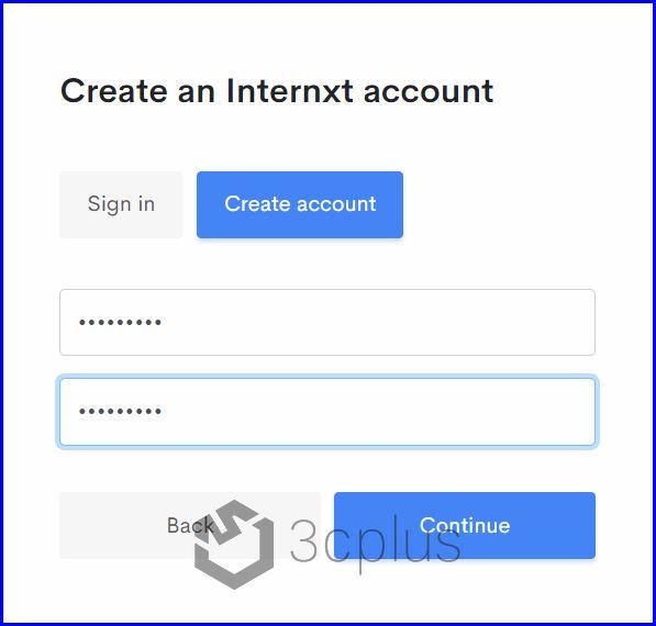 internxt 給你免費的2GB雲端空間