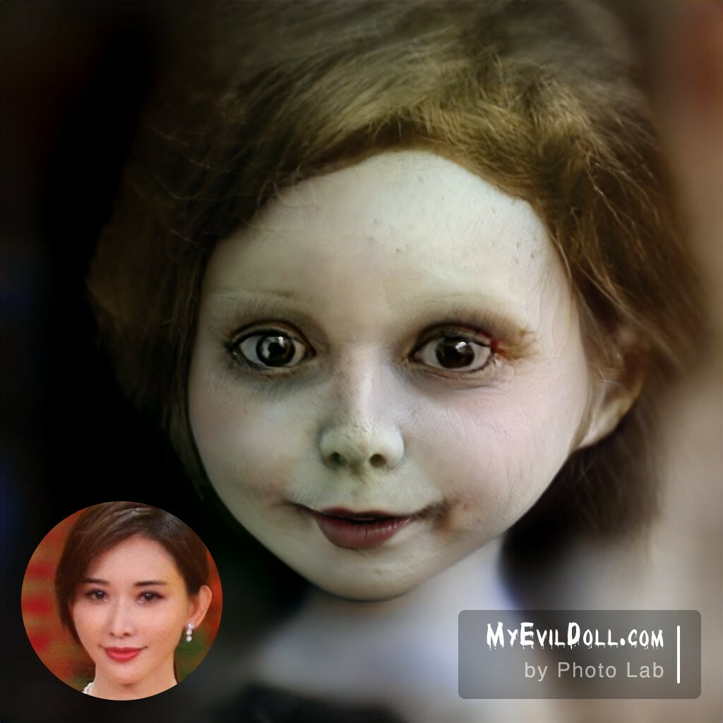 MyEvilDoll 看誰扮的鬼娃最可怕!