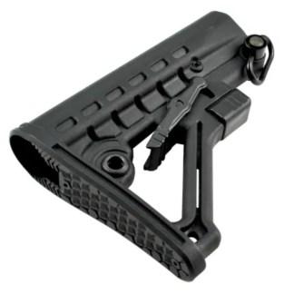 Mil-Spec Adjustable A frame Carbine Stock