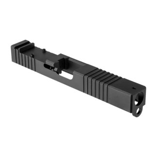 Brownells RMR cut slide Glock 17