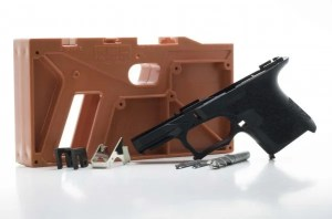 PF940SC Glock 26 Subcompact 80% frame
