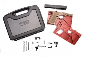 Polymer80 PF40C Build Buy Shoot kit