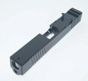 Glock Black Nitride RMR Cut Slide