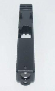 Glock Black Nitride RMR Cut Slide