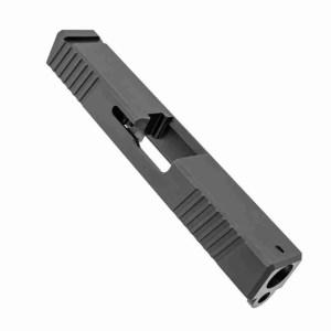 Glock 19 black nitride slide