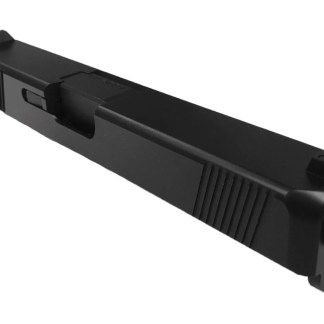 Glock 17 complete slide with black nitride barrel