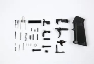 AR-15 lower parts kit 31-pc
