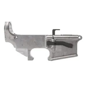 AR9 Billet 80% Lower Receiver Raw