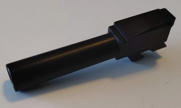 Glock 43 Black Nitride Replacement Barrel
