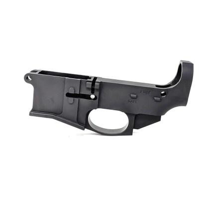 AR-15 80% Anodized Lower Receiver