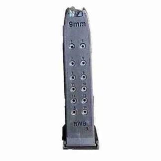 RWB 15 Round Glock Mag