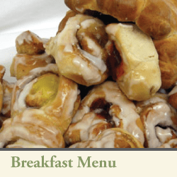3cs catering breakfast menu